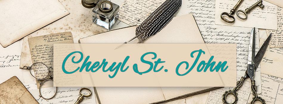 Cheryl St. John